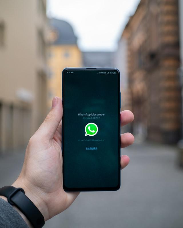 whatsapp video llamadas